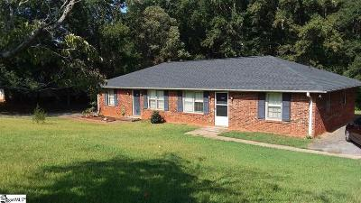 Boiling Springs Multi Family Home Contingency Contract: 20 Wedgefield