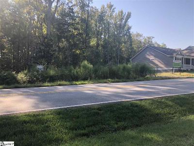 Simpsonville Residential Lots & Land For Sale: 342 Jonesville