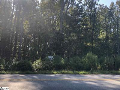 Simpsonville Residential Lots & Land For Sale: 346 Jonesville