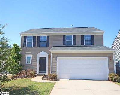 Simpsonville Single Family Home For Sale: 46 Pfeiffer