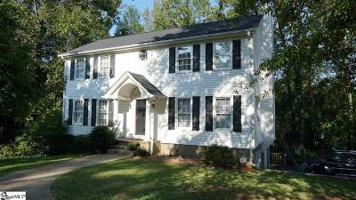 Pebble Creek, Pebble Creek Village Single Family Home For Sale: 710 Stallings