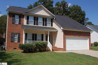 Mauldin Single Family Home For Sale: 203 Riesling