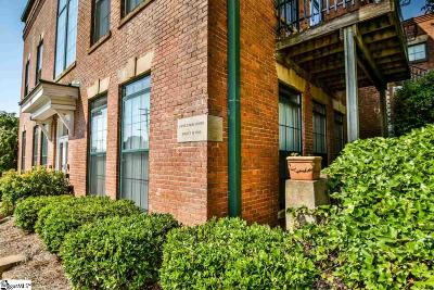 Easley Condo/Townhouse For Sale: 102 Russell #Unit 204
