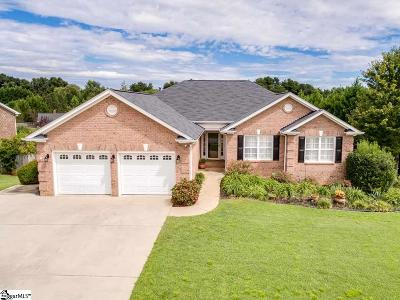 Greer Single Family Home Contingency Contract: 6 Saint Thomas