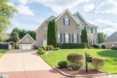 Greer Single Family Home Contingency Contract: 70 Griffith Creek