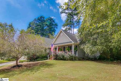 Simpsonville Single Family Home For Sale: 10 E Fair Isle