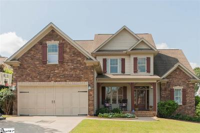 Simpsonville Single Family Home For Sale: 5 Thorncliff