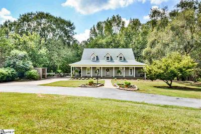 Easley Single Family Home For Sale: 525 Watson