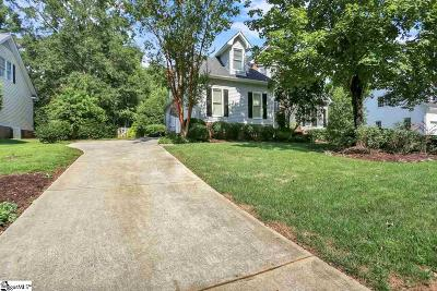 Simpsonville Single Family Home For Sale: 149 Circle Slope