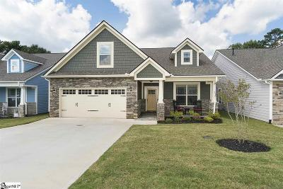 Easley Single Family Home For Sale: 229 Henrydale