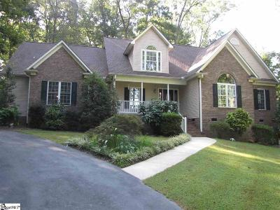 Spartanburg Single Family Home For Sale: 219 Watervale