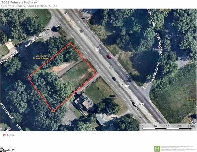 Greenville Residential Lots & Land For Sale: 2005 Poinsett