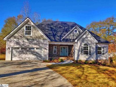 Greenville County Single Family Home Contingency Contract: 138 Thompson
