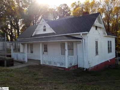 Greenville Single Family Home For Sale: 891 N Highway 25