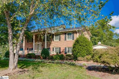 Greer Single Family Home For Sale: 314 Tot Howell