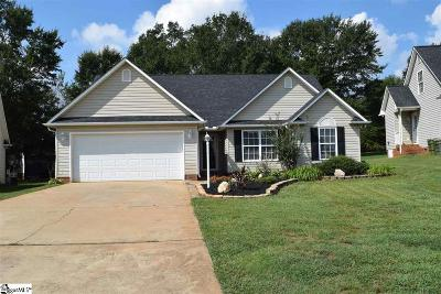 Boiling Springs Single Family Home For Sale: 542 Plantation