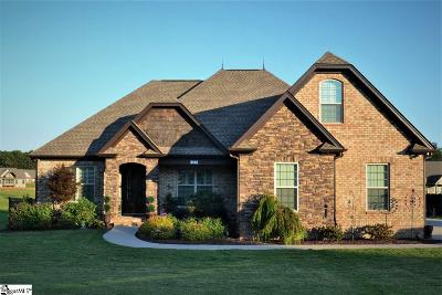Boiling Springs Single Family Home For Sale: 524 Double Bridge