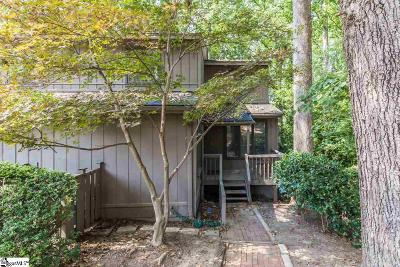 Greenville Condo/Townhouse For Sale: 187 Inglewood