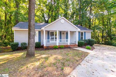 Greenville Single Family Home For Sale: 7 Cannock