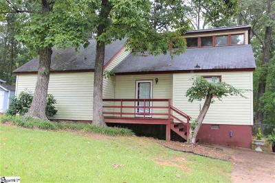 Greenville Single Family Home For Sale: 12 Parkstone