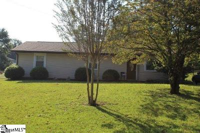 Travelers Rest Single Family Home For Sale: 14 Barclay