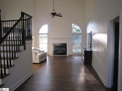 Easley SC Single Family Home For Sale: $289,000