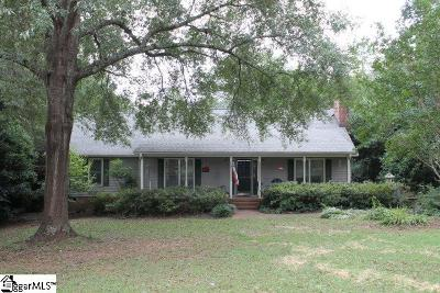 Easley SC Single Family Home For Sale: $179,900