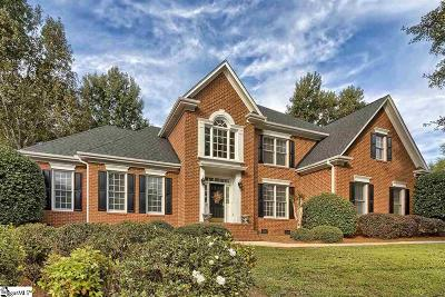 Simpsonville SC Single Family Home For Sale: $479,900