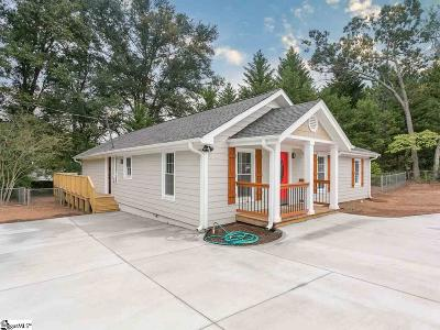 Taylors SC Single Family Home For Sale: $177,900