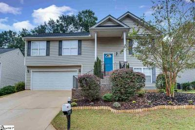 Taylors SC Single Family Home For Sale: $205,000