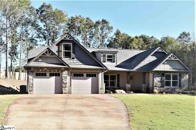 Chesnee SC Single Family Home For Sale: $269,000