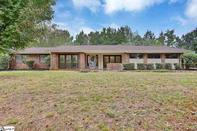 Taylors SC Single Family Home For Sale: $235,000