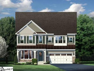 Greer Single Family Home For Sale: 505 Mason Della