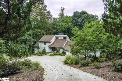 Spartanburg Single Family Home Contingency Contract: 502 Perrin