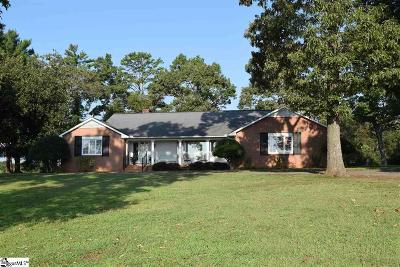 Boiling Springs Single Family Home For Sale: 4009 Parris Bridge