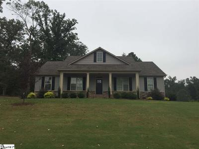 Spartanburg Single Family Home Contingency Contract: 752 Cornwallis
