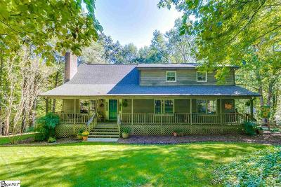 Greer Single Family Home For Sale: 535 Mahaffey