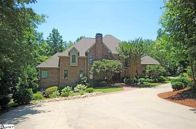 Greer Single Family Home For Sale: 116 Chatsworth