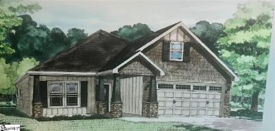 Mauldin Single Family Home Contingency Contract: 16 Golden Apple