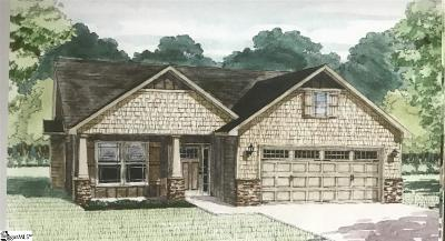 Mauldin Single Family Home Contingency Contract: 30 Golden Apple