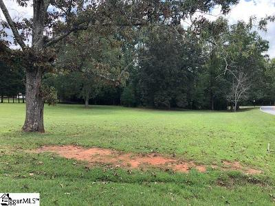 Laurens Residential Lots & Land For Sale: Parkview
