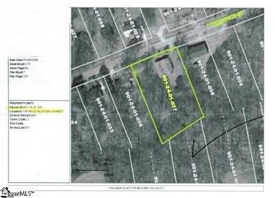 Clinton Residential Lots & Land For Sale: 139 W Bluford