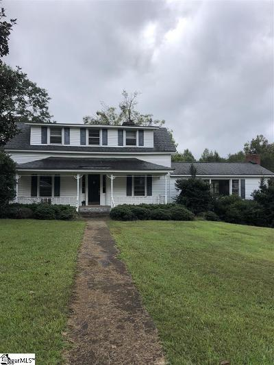 Travelers Rest Single Family Home For Sale: 10 Church