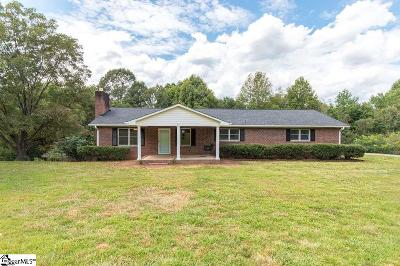 Greenville County Single Family Home For Sale: 211 Groce