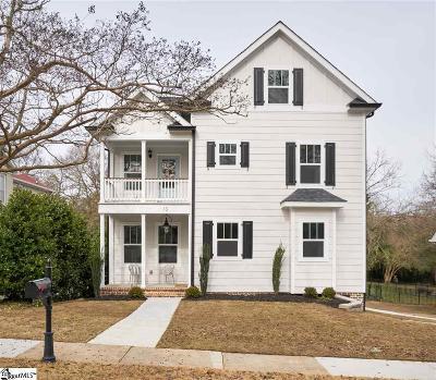 Greenville Single Family Home For Sale: 13 E Tallulah