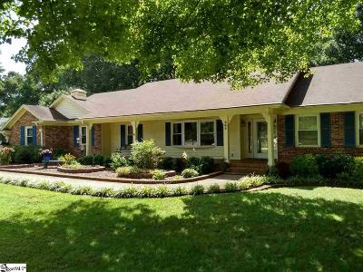 Greenville County Single Family Home For Sale: 264 Stone Lake