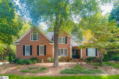 Greer SC Single Family Home For Sale: $589,900