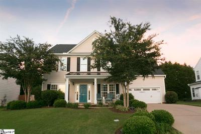 Greer Single Family Home Contingency Contract: 101 Blanding