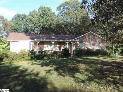 Greer Single Family Home For Sale: 3998 N Highway 101
