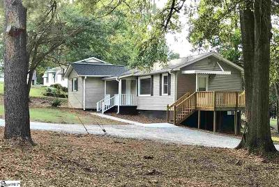 Travelers Rest Single Family Home For Sale: 206 Roosevelt
